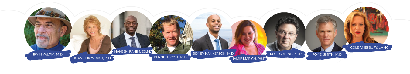 Lowcountry Mental Health Conference Speaker Lineup 2016