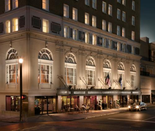 The Charleston Music Hall